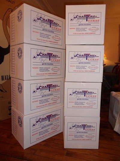 Les cartons AB Charteau, pour une meilleure protection de vos biens